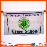 Custom Bandera Advertisin promocionales en venta