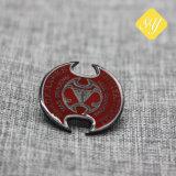 Distintivo su ordinazione di Pin di metallo di modo all'ingrosso