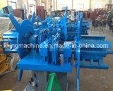 Decoiling máquina soldadora de tuberías de acero de alta frecuencia