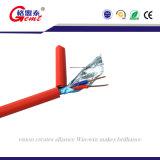 Al Fleuret blindé Câble d'alarme incendie avec la terre cable denude