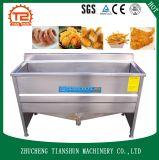 Pollo fritto doppio cestino e strumentazione del macchinario industriale dello spuntino