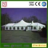 In het groot Chinese Middeleeuwse Tent met Ce- Certificaat