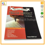 Papiereinband-Buch-Druckservice (OEM-GL027)