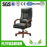 Cadeiras de giro executivas da cadeira do couro genuíno (OC-13A)