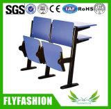 Bureau pliable de modèle de mobilier scolaire avec la présidence (SF-05H)