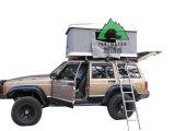 Qualitäts-hartes Shell-kampierendes Auto-Dachspitze-Zelt