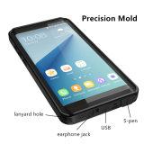 Cas imperméable à l'eau protecteur de téléphone cellulaire de pleine couverture pour la note 8 de Samsung