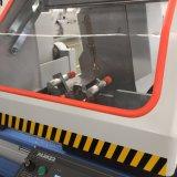 Taglio capo di CNC di Parker il doppio ha veduto per il profilo di alluminio del PVC