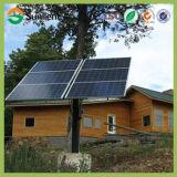 5kw outre de système solaire d'énergie de panneau solaire de pouvoir de maison de réseau