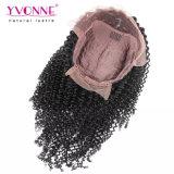 Парика фронта шнурка плотности волос 250% Yvonne волосы бразильского Kinky курчавые