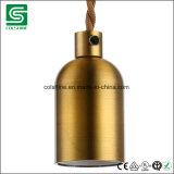 Colshine E27 Metalllampenhalter-Weinlese-hängende helle Kontaktbuchse-industrieller Lampen-Halter