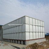 Certificat ISO GRP FRP SMC de citernes à eau du réservoir de stockage