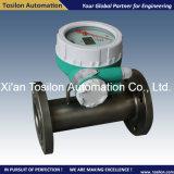 Liquide d'à section variable et débimètre à gaz avec le commutateur pour l'eau