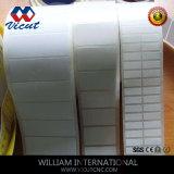 Roulis d'étiquette de film de PVC/Pet/Paper pour rouler la machine de découpage