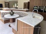 Spezielle Entwurfs-Küche-Schränke mit Sitzen