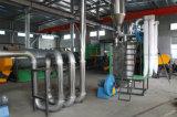 Überschüssige Plastikflasche, die Waschmaschine mit 1000 kg/h zerquetscht
