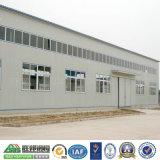 Edificio ligero de la estructura de acero