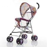 3 Farben-erhältlicher faltbarer Baby-Spaziergänger für Fabrik-online Großverkauf