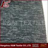 100% Polyester Élasthanne tissu avec des fils de bonneterie de RIP