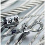 веревочка стального провода 7X19 Glavanized для безопасности трейлера