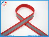 Haut Ruban réfléchissant rouge visible pour le gilet de sécurité de protection