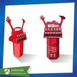 Expositor de cartón pop Diseño para Coca Cola