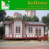 現実的なプレハブモジュラー鉄骨構造の建物/移動式別荘/プレハブの家