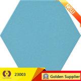 Mosaico hexagonal Material de construcción de pavimentos de mosaico (23205)