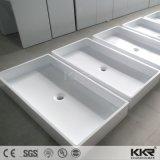 Bacino di basamento moderno della stanza da bagno degli articoli sanitari