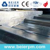 PVC+PMMA/ASA Plastikfarben-gewölbter Dach-Fliese-Blatt-Produktionszweig zusammengesetztes Gebäude-Dach-Fliese-Strangpresßling-Gerät