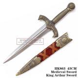 Кинжал 43cm короля Артур Рыцаря Кинжала Пленки