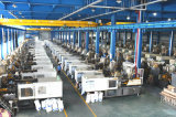 Conexão do tubo de PVC era tubos de pressão no cotovelo Macho Schedule 40 (ASTM D2466) A NSF-Pw & UPC