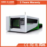 machine de découpage de feuillard 500W-3000W et de laser de fibre de pipes