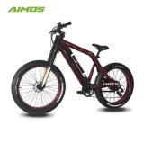 [أمس-تد-سر] جيّدة سعر إطار العجلة سمينة درّاجة كهربائيّة مع [1000و] محرّك كثّ مكشوف