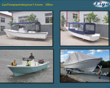 Liya 57.6m de Commerciële Boot van de Vissersboot FRP met Motor