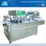 자동적인 플라스틱 컵 충전물 및 밀봉 기계 (AK-MACHINE)