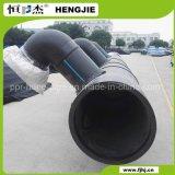 HDPE Rohr-Infrastruktur-Plastikrohre und Befestigungen mit verschiedenen Abmessungen