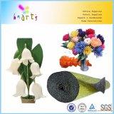 Papel fluorescente do presente e de Crepe da decoração