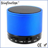 S10 Cor Azul Mini Bluetooth Alto-falante com TF Slot (XH-PS-602)