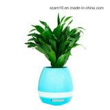 Haut-parleur Bluetooth Cadeaux créatifs avec Plant Aroma Tablet dépose de l'odeur