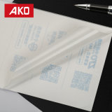 """Alta escritura de la etiqueta de la logística de las escrituras de la etiqueta de envío de la impresión """" *7.09 """" de la visibilidad 3.94 (100mm*180m m) suavemente modificada para requisitos particulares"""