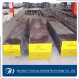 Material de aço aços forjados/laminados a alta temperatura de 1.2714 do trabalho frio
