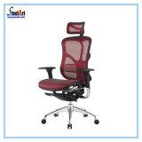 Design moderno e ergonômico Giratório Cadeira de malha