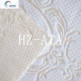 Il materasso ha lavorato a maglia il tessuto, il ticchettio del tessuto imbottito poliestere