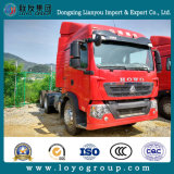 판매를 위한 고품질 HOWO T5g 트랙터 트럭