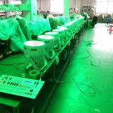 DMX 120X3w beleuchtet Innenstadium LED NENNWERT RGBW