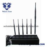 6 telefone de pilha da antena 3G 4G & jammer de Lojack