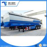 半オイルの交通機関タンクトラックのタンカーの4インチのマンホールカバーが付いている鋼鉄トレーラーのオイルタンクのトレーラー