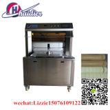 Cortador de pastel de la plaza automática/máquina de corte de torta de ronda