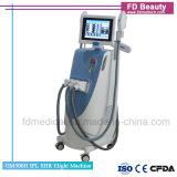 Наиболее популярные салон красоты оборудование Shr / Opt / IPL+Elight+ RF многофункциональных